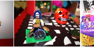 Mini izložba povodom dana Día de los muertos