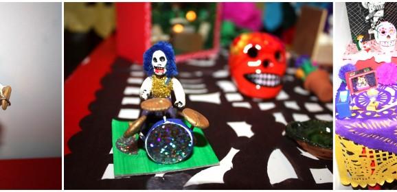 Radionica: La noche de los muertos en México